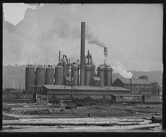 Steel Industry Booms