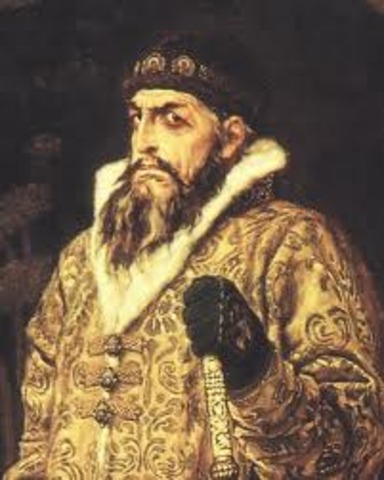 Monarchy of Ivan IV