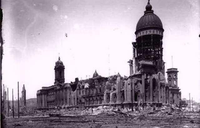 The great san francisco earthquake