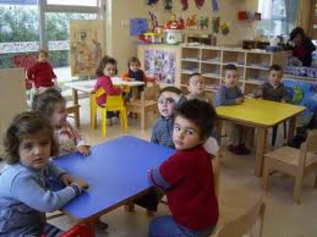 entrada a preescolar