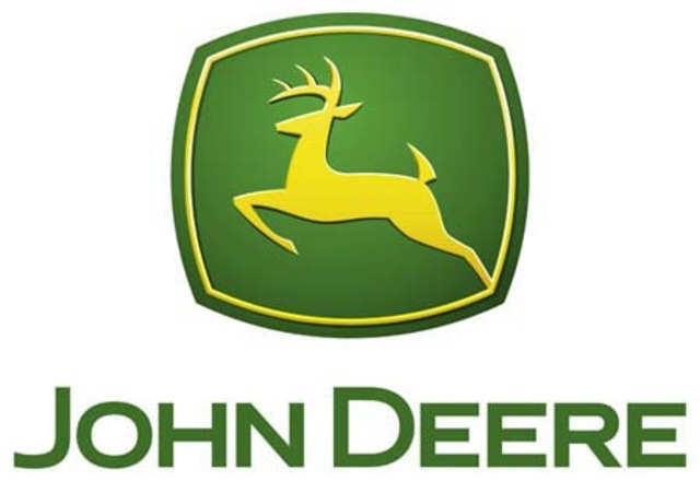 John Deere/plow