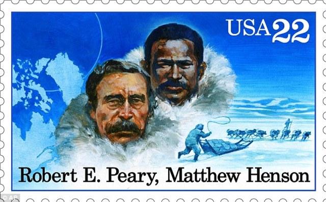Robert Peary and Matthew Henson