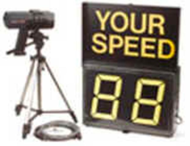 Invention of a Radar Speed Gun