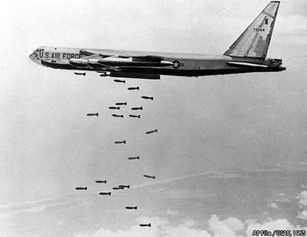 Cambodian Bombings
