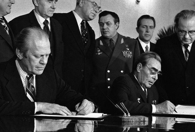 Strategic Arms Limitation Treaty (SALT)