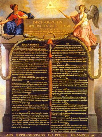 Start of the Constitution