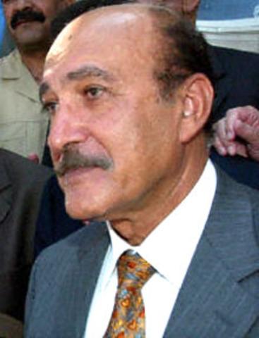 Moubarak délègue