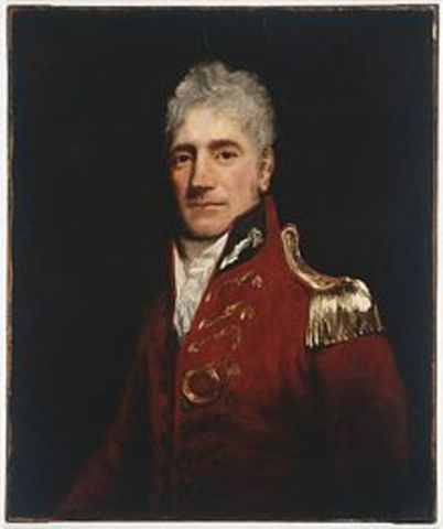 Governor Macquarie supports the name Australia but it is some time before this is adopted.