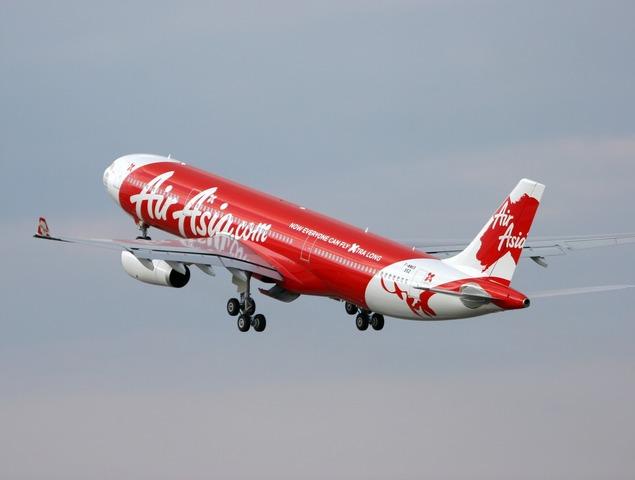 The A300's first flight
