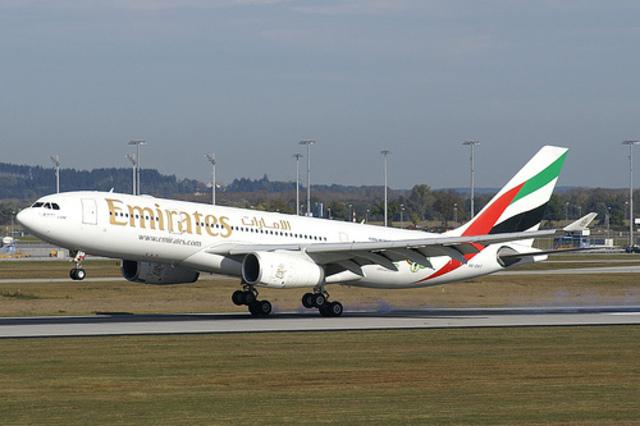 The A330 first flies with Qatar airways