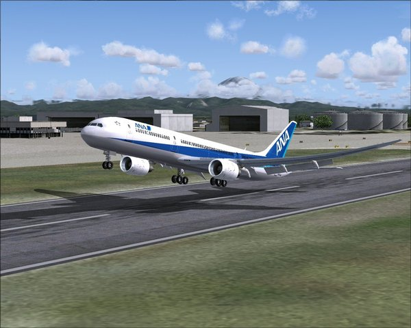 the 787 enters service