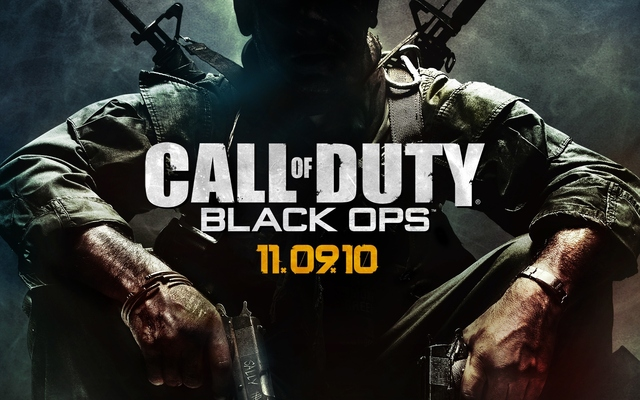 Call of duty Black ops came out a long time ago.