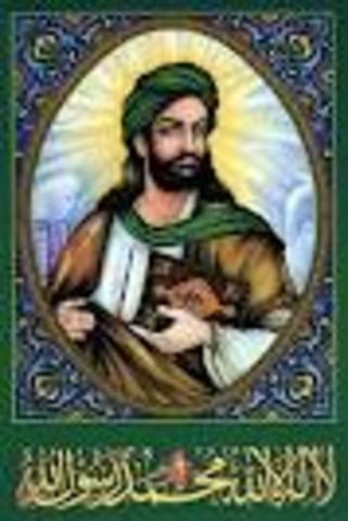 Muhammad: Birth