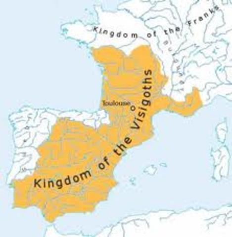 ELSE WHERE: Visigoth's conquered