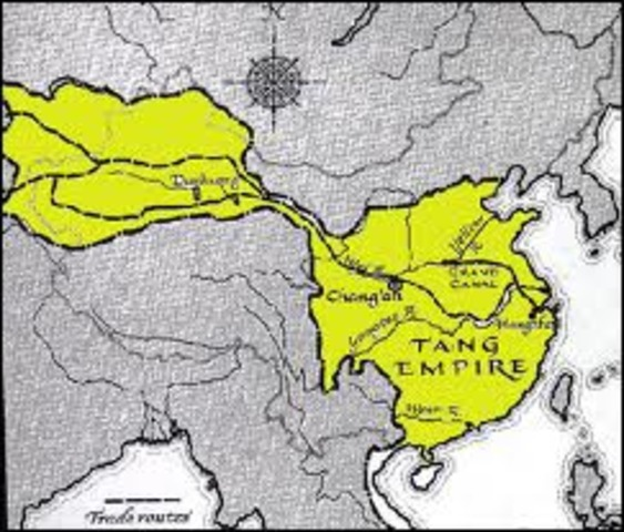ELSE WHERE: T'ang Dynasy Founded