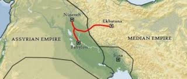 ELSE WHERE: Battle of Nineveh