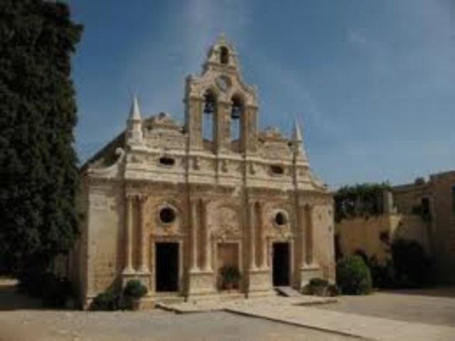 ELSE WHERE: Premits Christian Monasteries