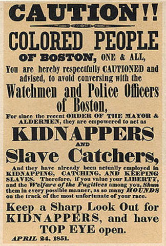 Fugitive Slave Law