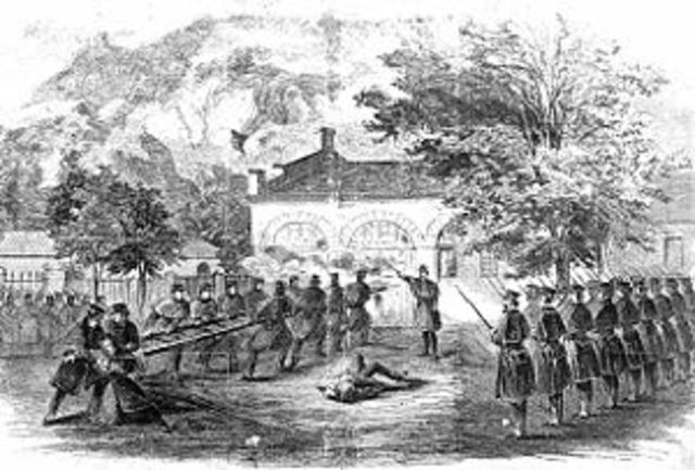 Raid at Harper's Ferry