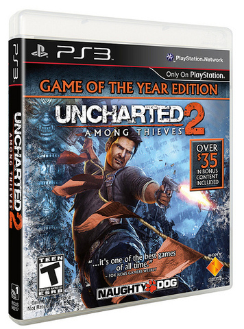Uncharted 2 among the thieves awesome