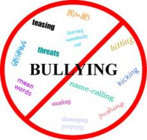 Bullying-District Day of Writing
