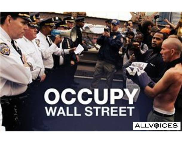 Occupy Wall Street Begins