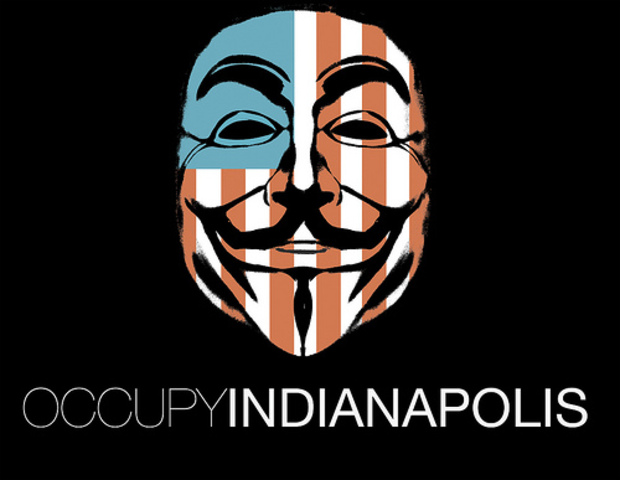Occpy Indianapolis Begins
