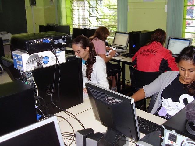 Telecentro Comunitário  de São Mateus do Sul