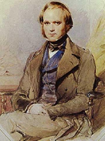 Darwin fue aprendiz de médico