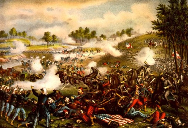 2nd Battle of Bull Run