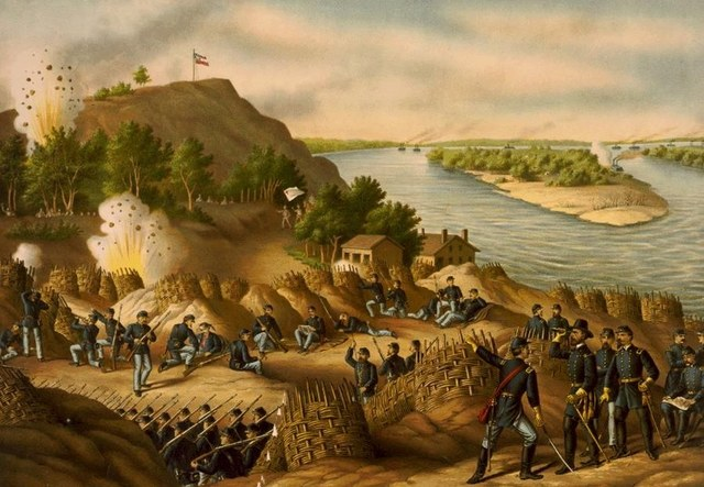 Surrender of Vicksburg