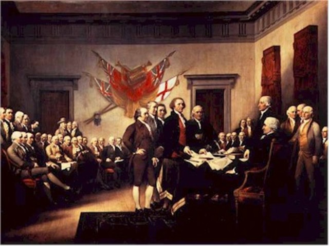 Declaration of Independence Official
