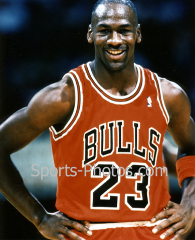 """The """"Greatest Player of all time"""" Michael Jordan"""