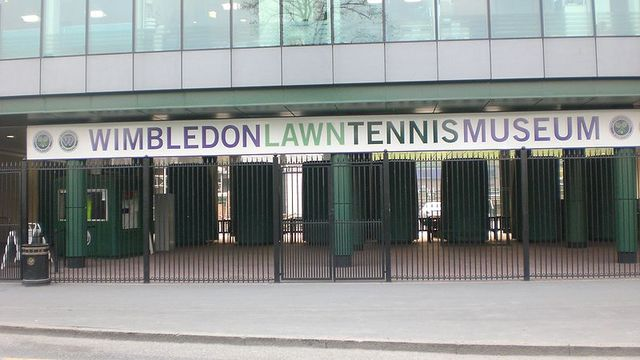 The First Tennis museum created