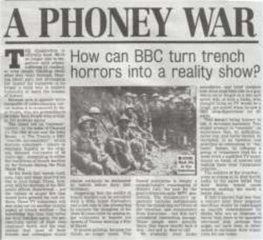 Phoney War
