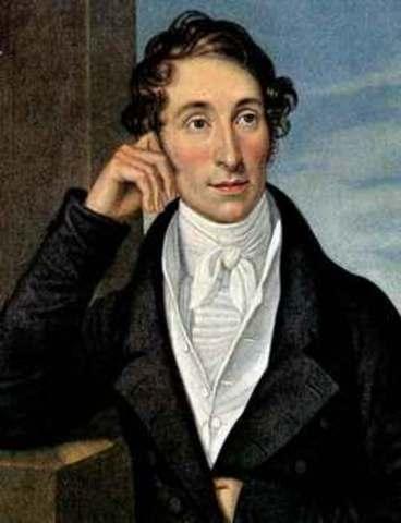 Carl Maria von Weber writes Konzertstück