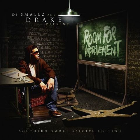 Drake Droped His Room For Improvement Mixtape