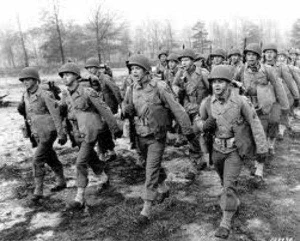 World War II breaks out