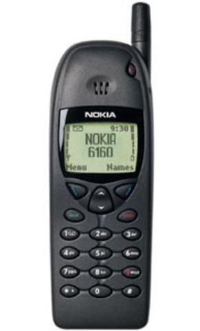 $900, Nokia 6160