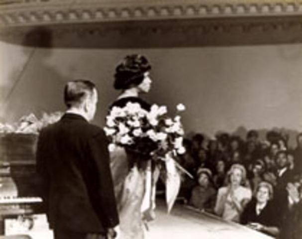 Made Debut at Metropolitan Opera in New York