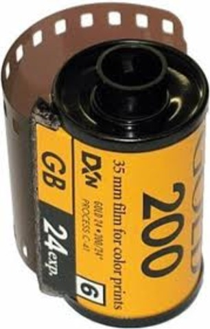 Το πρώτο φιλμ-Kodak