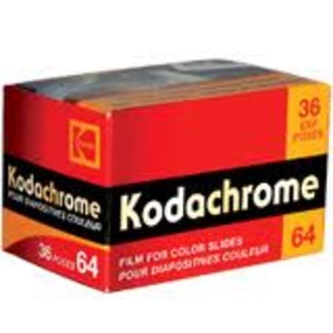 Θετικό φιλμ Kodak
