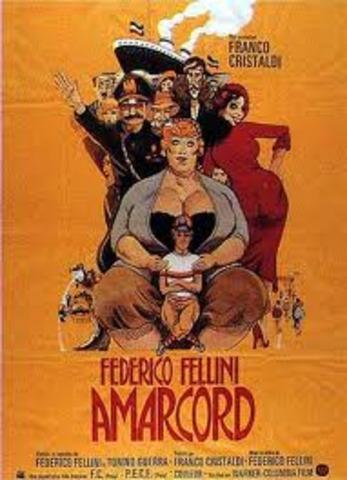 "il film "" Amarcord"""