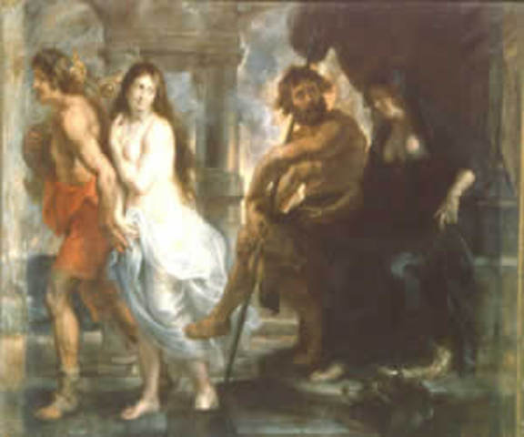 """Estrena de l'òpera """"Orfeo"""" de Monteverdi"""