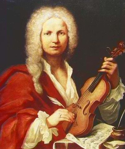 Naixement d'Antonio Vivaldi