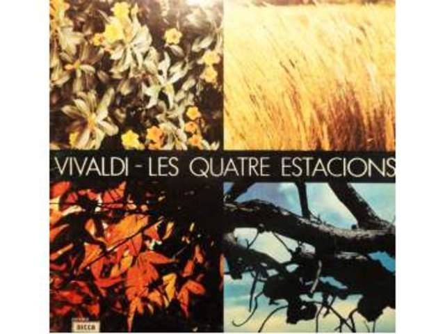 """""""Les quatre estacions"""" de Vivaldi"""