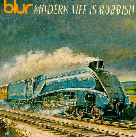 Modern Life is Rubbish, la naissance de la Britpop