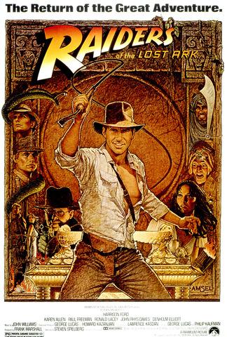 Indiana Jones et les Aventuriers de l'Arche Perdue