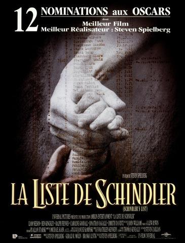 La liste de Schindler: un projet plus personnel