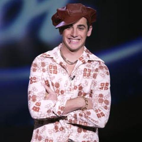 Jacob Hoggard on Idol